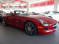 Exterior Color: amg le mans red, Body: Convertible,
