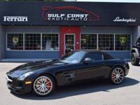 2012 Mercedes-Benz SLS AMG now available at Gulf Coast
