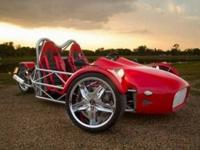 MEV TR1ke RTR. This is a completely custom kit from