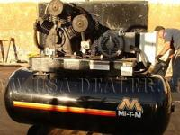 2012 Mi-T-M ADS-23110-120HM Air Compressor Unit has