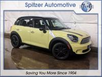 ***Clean CARFAX on this Super Clean MINI Cooper
