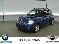 Isn't really it time for a Mini! Walk on down right