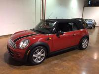 Here's a lot on a 2012 MINI Cooper! This is a