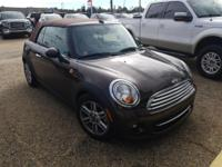 Brown 2012 MINI Cooper FWD 6-Speed Automatic Steptronic
