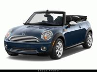 This 2012 MINI Cooper Convertible 2dr 2dr Convertible