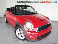 Only 33,936 Miles! Boasts 34 Highway MPG and 26 City