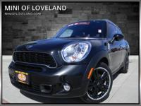 MINI Certified Pre-Owned for 72 months/100K miles!