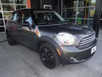 2012 MINI Cooper Countryman 4dr Front-wheel Drive