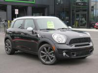"SUPER CLEAN 2012 COUNTRYMAN COOPER WITH ""S"" PERFORMANCE"