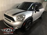 Options:  2012 Mini Cooper Countryman Awd 4Dr S All4|4
