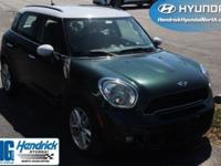 Cooper S Countryman ALL4, 4D Sport Utility, 1.6L I4