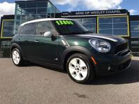 New Price! Clean CARFAX. Green 2012 MINI Cooper S