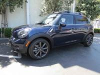 Only 10000mis! 2012 MINI Countryman Cooper S Hatchback