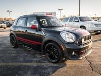 Absolute Black Metallic 2012 MINI Cooper S Countryman