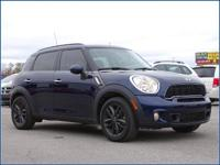 Experience driving perfection in the 2012 MINI Cooper S