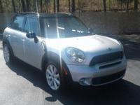 Options:  2012 Mini Cooper S Countryman Base|This 2012