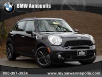 BMW of Annapolis presents this 2012 MINI COOPER