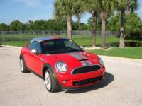 2012 MINI Cooper Coupe Hatchback S Our Location is: