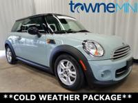Clean CARFAX, Exterior Finish In Ice Blue, Interior