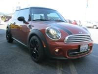 Introducing this 2012 MINI Cooper with 4,356 miles.