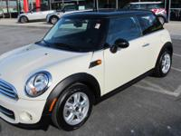 MINI Certified, CARFAX 1-Owner, GREAT MILES 30,412! EPA