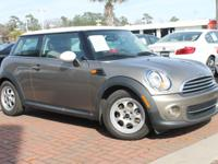 6 SPEED MANUAL TRANSMISSION, MINI Certified, 75,000
