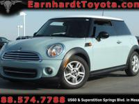 We are excited to offer you this fun *1-OWNER 2012 MINI