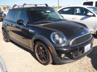 Options:  2012 Mini Cooper S Base||1St And 2Nd Row