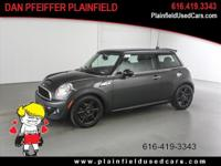 Options:  2012 Mini Cooper Hardtop S|S 2Dr