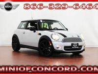 www.miniofconcord.com A Mini with Good Luck....2012