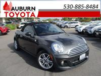 LOW MILEAGE, LEATHER, SOFT TOP! This wonderful 2012
