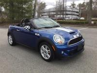 FUN! 2012 MINI Cooper S Roadster 2-door Convertible in