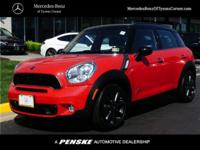 2012 Mini Cooper Countryman Cold weather package Sports