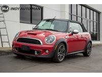 CARFAX One-Owner. Clean CARFAX. New Price! 2012 MINI