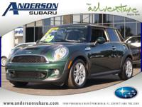 Exterior Color: british racing green ii metallic, Body: