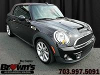 With this 2012 MINI Cooper S Highgate Edition you will