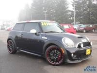One of a kind Mini Cooper John Coope Works S, Local