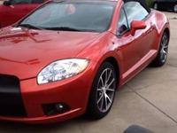 ONE OWNER-FACTORY WARRANTY 2012 MITSUBISHI ECLIPSE