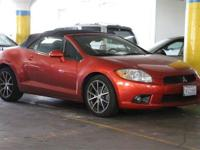 You are looking at a beautiful Mitsubishi Eclipse