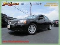 This 2012 Mitsubishi Galant is offered to you for sale