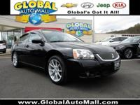 Make easy payments on this budget priced Galant. Fully