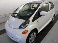 Very Clean 2012 Mitsubishi I-miev with 10k miles. It is