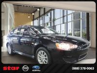 Cruise in complete comfort in this 2012 Mitsubishi