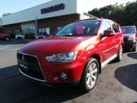 Boasting exemplary craftsmanship, this 2012 Mitsubishi