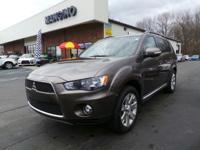 Reliable, this pre-owned 2012 Mitsubishi Outlander SE