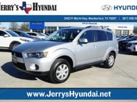 This 2012 Mitsubishi Outlander ES is offered to you for