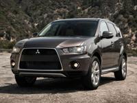 2012 Mitsubishi Outlander SE  Options:  6.466 Axle