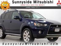 Mitsubishi CERTIFIED** 4 Wheel Drive!!!4X4!!!4WD**