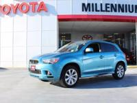 With this exceptional SUV, you'll get sport, utility,