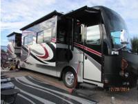 2012 Monaco Diplomat 43DFT, Allison 4000 trans. No DEF.